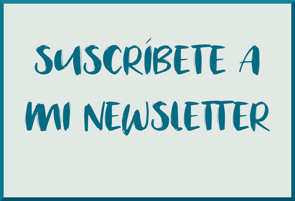 Suscribete a la newsletter