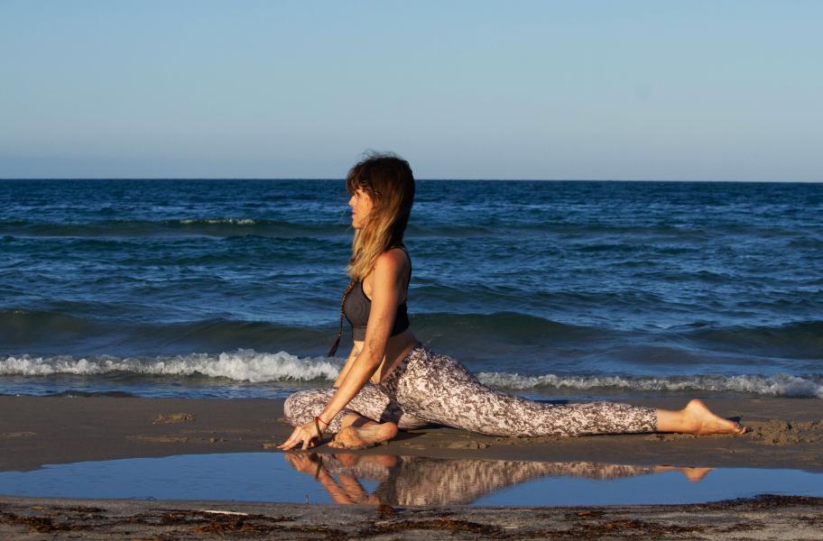 posturas yin yoga
